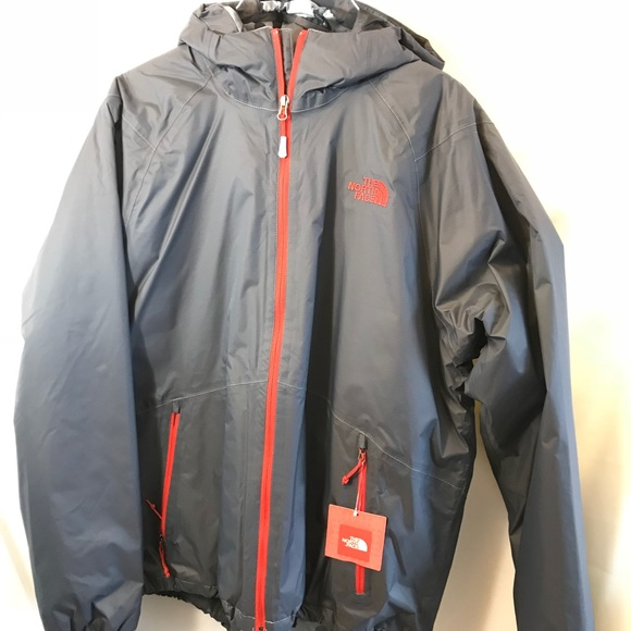 North Face Men s Boreal Lined Dryvent Coat 66f0ce9a8